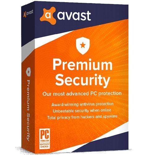 Avast Premium 2021