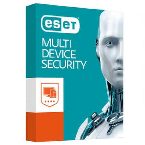 ESET Multi-Device Security PC-MAC-Android