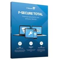 F-secure Total Antivirus + VPN
