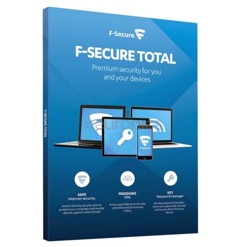 F-secure Total (Safe  + VPN)