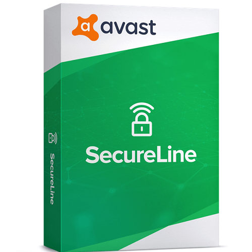 AVAST Secureline VPN 5 devices 1 year